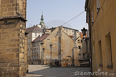 Klodzko city