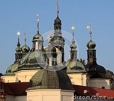 Klokoty - Pilgrimage monastery