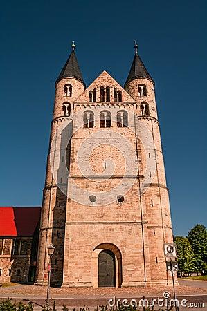 Free Kloster Unser Lieben Frauen In Magdeburg, Germany Royalty Free Stock Photos - 35779658