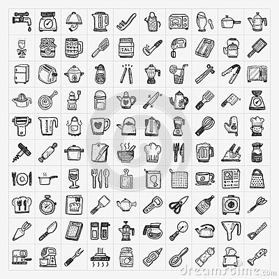 Klotterköksymboler