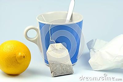 Kälte und Grippe