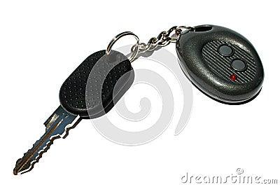 Klucz do samochodu