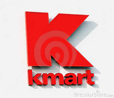 Kmart Logo Editorial Stock Image