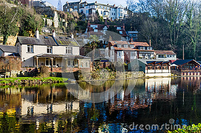 Knaresborough Stock Photo - Image: 29313840