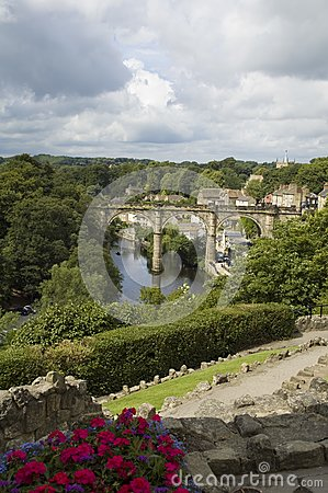 Knaresborough Yorshire Großbritannien
