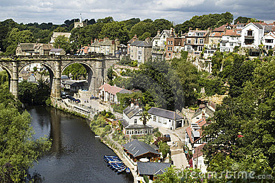Knaresborough Yorshire uk