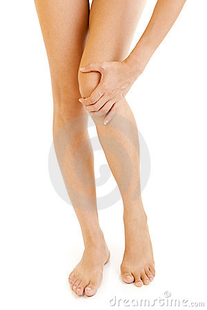 Free Knee Pain Royalty Free Stock Photos - 15905388