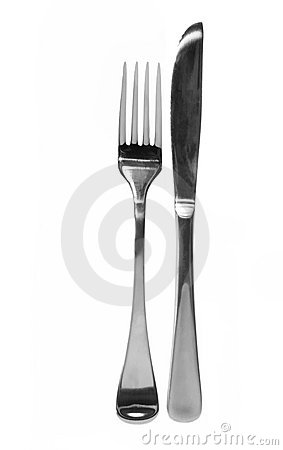 Free Knife And Fork Royalty Free Stock Photos - 2809038