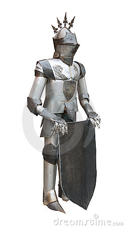 Knight Cutout Stock Photography - Image: 5557872