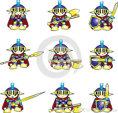 Knight emotions