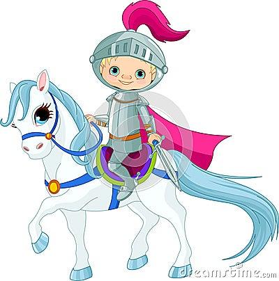 Free Knight On Horse Royalty Free Stock Photos - 29091388