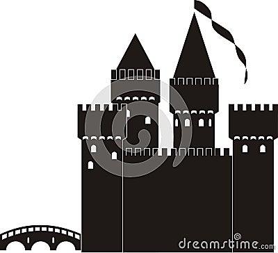 Free Knight S Castle Royalty Free Stock Photo - 20032885
