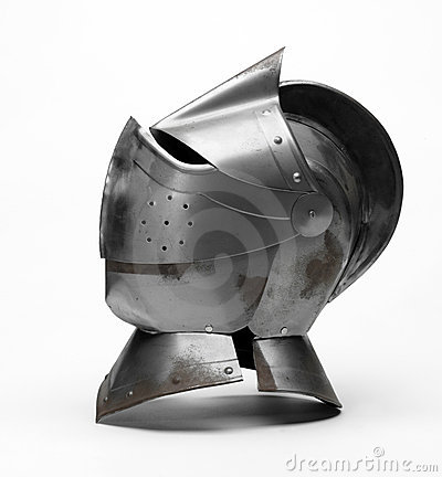 Free Knight S Helmet Royalty Free Stock Images - 6486109