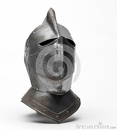 Free Knight S Helmet Stock Image - 6486121