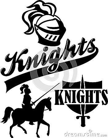 Knight Team Mascot/eps