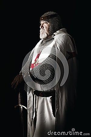 Free Knight Templar Stock Photo - 43483650