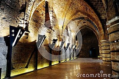 Knight Templar castle