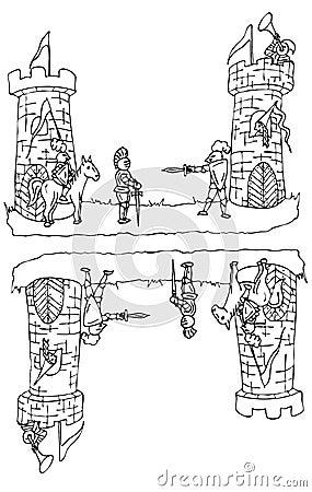 Knights argument