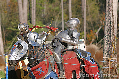 Knights Clash
