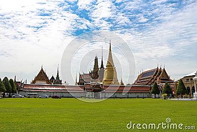 Königlicher großartiger Palast