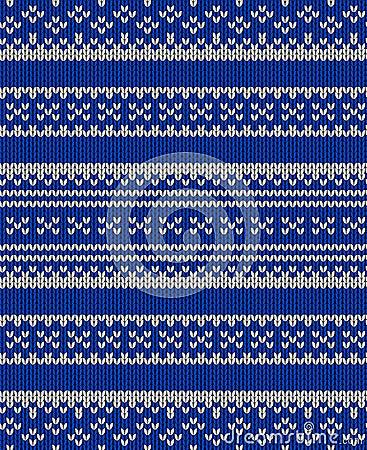 Knit vector texture