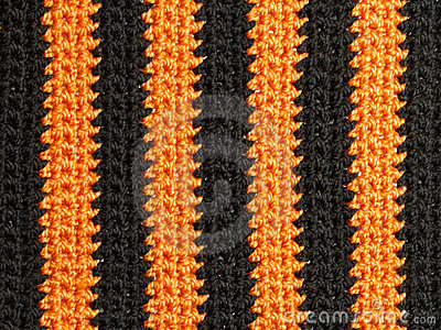 Knitted Stripes Royalty Free Stock Photography - Image: 21802727