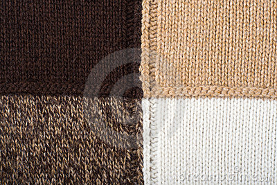 Knitted textile Abstract Backgrounds