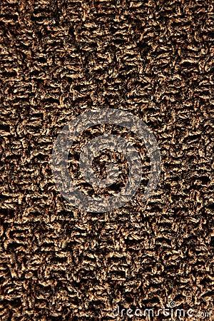 Knitted woollen texture