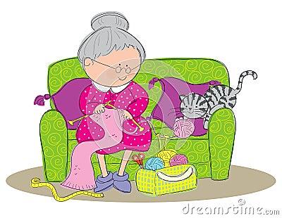 knitting stock photo image 29473620