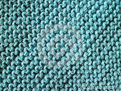 Knitting abstract