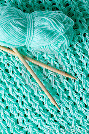 Knitting with Wool