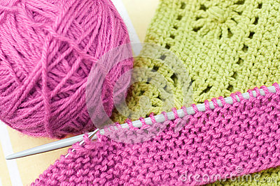 Knitwork de main