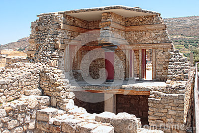 Knossos reconstruction