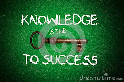 knowledge is key to success Understanding the key emoji and dj khaled's 'major keys to success' major key to success daily show on thursday to share some of his abundant knowledge.