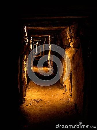 Knowth Passage Tomb