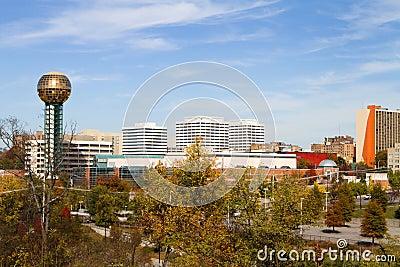 Knoxville Skyline