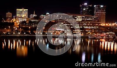 Knoxville TN (night)
