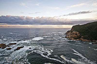 Knysna The Heads