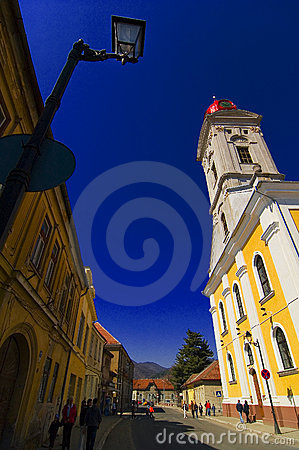 Kościół baia mare jeden jest historyczna