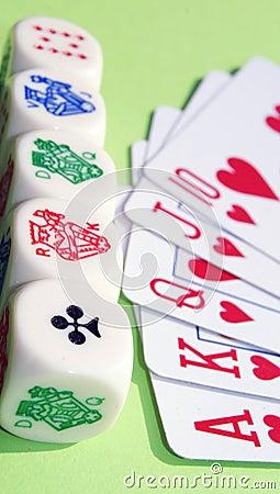 Kości karty
