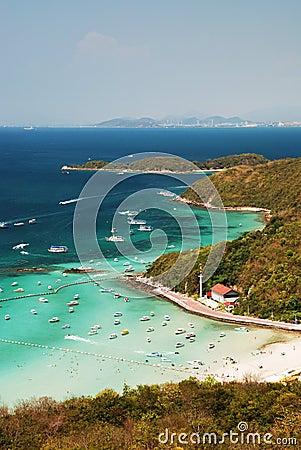 Free Ko Lan Island,Pattaya.8 Stock Photography - 6152722
