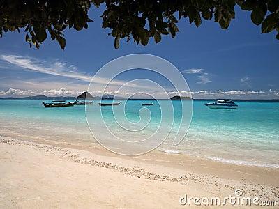 Ko Phi Phi Island - Andaman Sea - Thailand