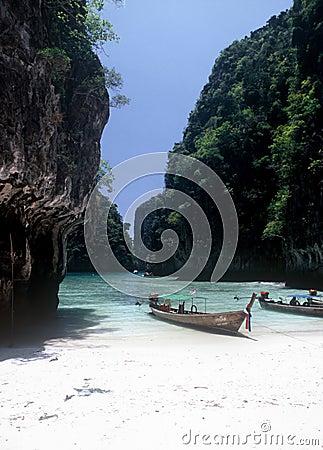 Ko Phi Phi Le,Thailand
