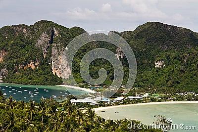 Ko Phi Phi Panoramic