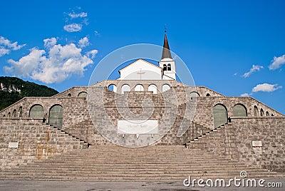 Kobarid, War Memorial