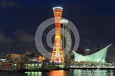 Kobe Japan Editorial Stock Image