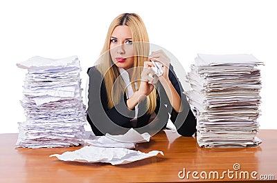Kobieta bizneswoman