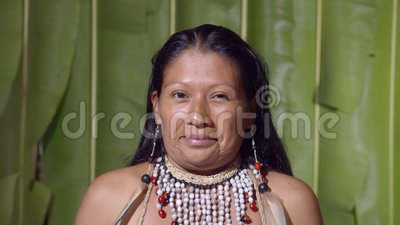 Kobieta Wyrażenie twarzy Wyrażające Wstręt zdjęcie wideo