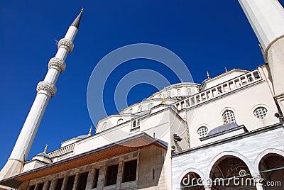 мечеть kocatepe