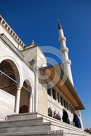 Kocatepe mosque